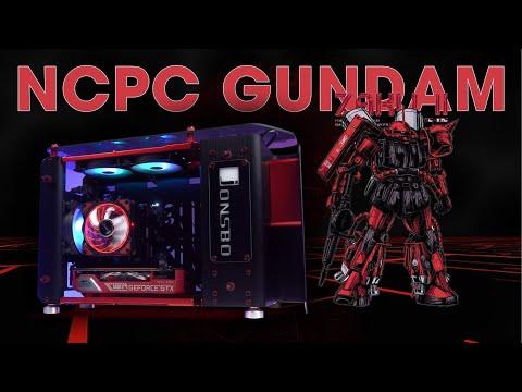 PC GAMING CỰC ĐẸP MANG TÊN NCPC GUNDAM ZAKU II