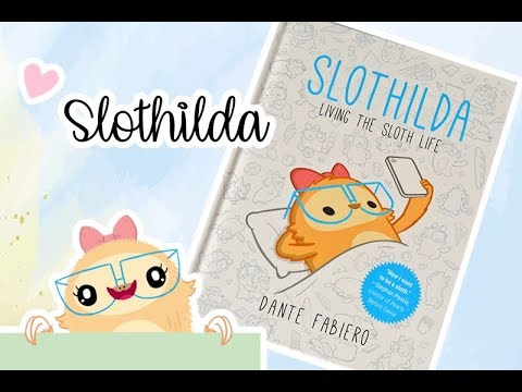 Book Review: SLOTHILDA | Book for Kids 📖