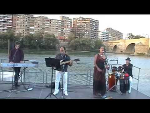 Danzonete live at Club Nautico, Zaragoza, La ultima noche