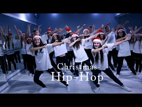 christmas hip hop dance jingle bells 2018
