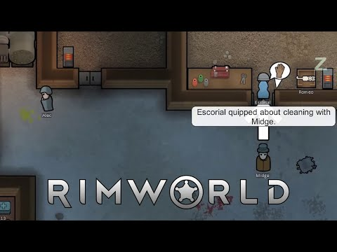 Embedded thumbnail for [No Commentary] Insult Binge - RimWorld Part Eight