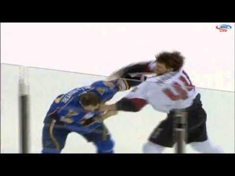 Daniel Maggio vs. Stefan Della Rovere