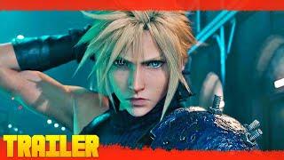 Trailers In Spanish Final Fantasy VII Remake (2020) Juego Tráiler Oficial Español anuncio