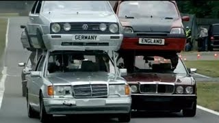 Top Gear Double Decker Car Racing