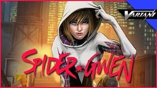 One Shot: Origin Of Spider-Gwen!
