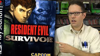 Resident Evil Survivor - Angry Video Game Nerd (Episode 160)
