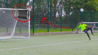 BEST FOOTBALL BIN SHOT CHALLENGES EVER SEEN ON YOUTUBE