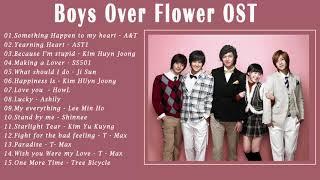 Boys Over Flower OST Full SoundTrack - 꽃보다 남자 OST