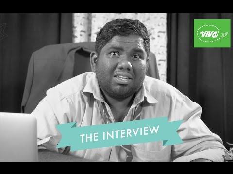 The Interview   by Sabarish Kandregula   VIVA