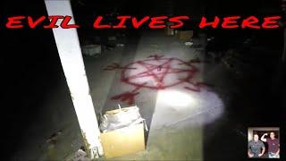 "Nightime Explore,  Abandoned Boat Dealership "" EVIL LIVES HERE"""