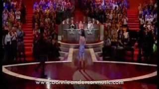 Bonnie Anderson   Australia's Got Talent  Grand Finals