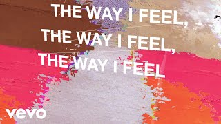 Keane - The Way I Feel (Lyric Video)