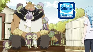 The Slime Diaries Episode 2 English Sub | Crunchyroll Clip: JunGeld Gym