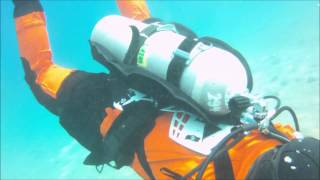 XDeep GHOST Single Tank Diving System