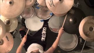 Änder Millim - Dissection - NIGHT´S BLOOD drum cover