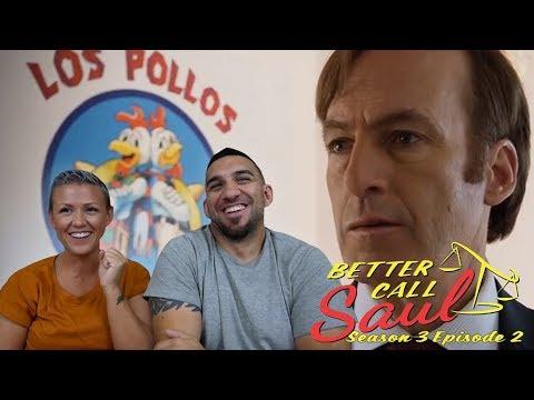 Better Call Saul Season 3 Episode 2 'Witness' REACTION!!