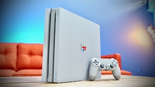 PS4 Pro Ultimate Retro Special Edition!