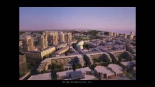 preview picture of video 'White City, Baku, Azerbaijan.'
