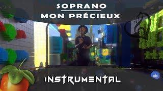 Soprano   Mon Précieux [ INSTRUMENTAL ] Remake Sur Fl Studio