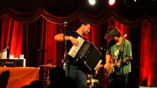 The Felice Brothers - Lincoln Continental (Live)