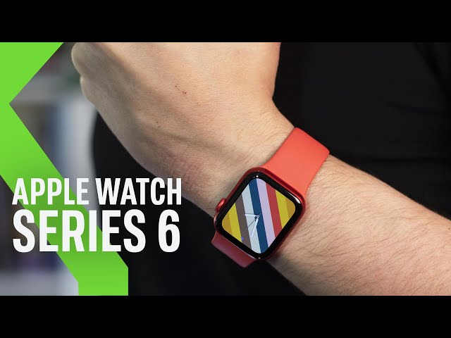 Apple Watch Series 6, análisis: El SMARTWATCH PERFECTO para usuarios EXIGENTES