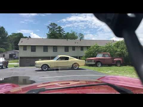 Video of '74 TR6 - QA8M