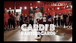 Cardi B - Bartier Cardi | Hamilton Evans Choreography