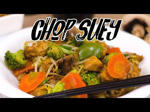 CHOP SUEY DE POLLO 🍱🍗 (MUY FÁCIL)   Recién Cocinados