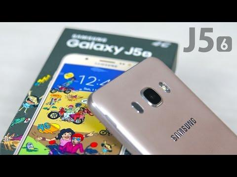 Prvi vtis - Samsung Galaxy J5 2016