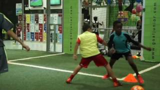GOAL Academy at The Dubai Mall LETS PLAY FOOTBALL FA Qualified Coaches