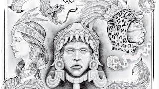Tattoo Designs, Sketches & Ideas - Aztec Tattoos