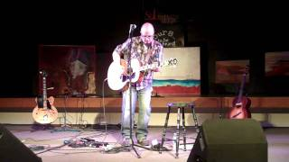 Graham Greer 'May You Never Know'  St. Lawrence Acoustic Stage