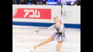 Alina Zagitova 2017-2018 SP Music Black Swan