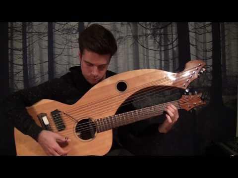 , title : 'Planet Caravan - Black Sabbath - Harp Guitar Cover - Jamie Dupuis'