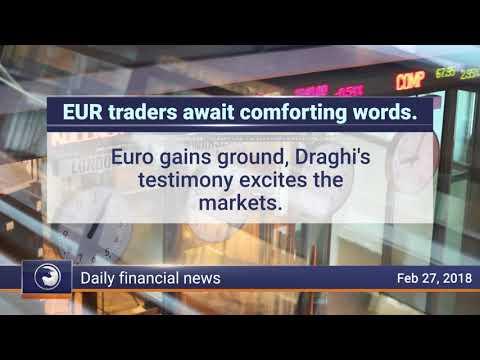 Daily financial news by- Binary.com-February 27th 2018