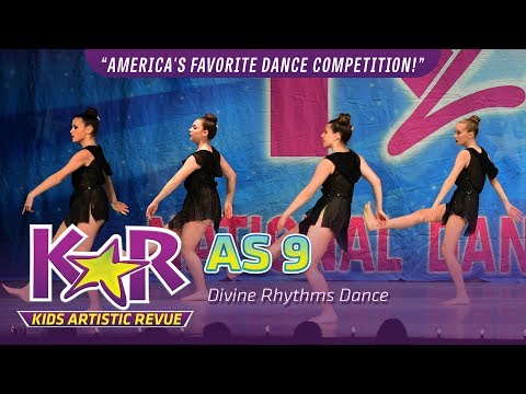 """As 9"" from Divine Rhythms Dance"