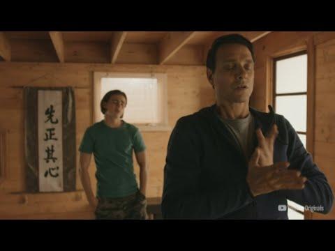 Ralph Macchio resumes 'Karate Kid' character for 'Cobra Kai'