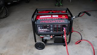 What to cook generator
