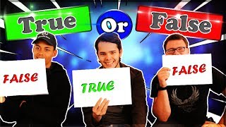 TRUE or FALSE || CHALLENGE || *98.9% Will Fail* ||