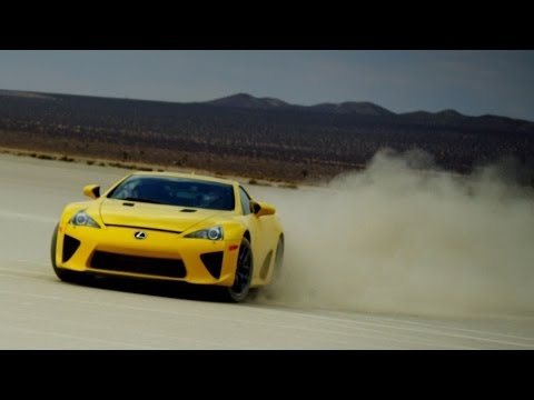 Lexus LFA Review - Kelley Blue Book