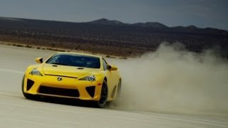 Lexus LFA - Review And Road Test
