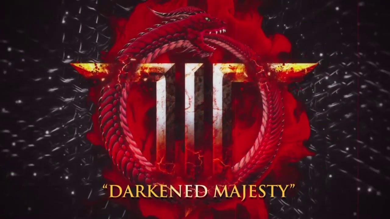 TODD LA TORRE - Darkened majesty