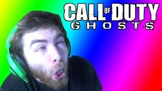 GHOSTS MULTIPLAYER - Losing my COD GHOSTS Virginity! (First Multiplayer Game LIVE!) by Whiteboy7thst