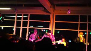 Daphne Loves Derby - Mare Infinitas (Live at the Memorial Union at UC Davis, CA 2-26-11)