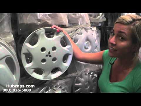 Automotive Videos: Mitsubishi Expo Hub Caps, Center Caps & Wheel Covers