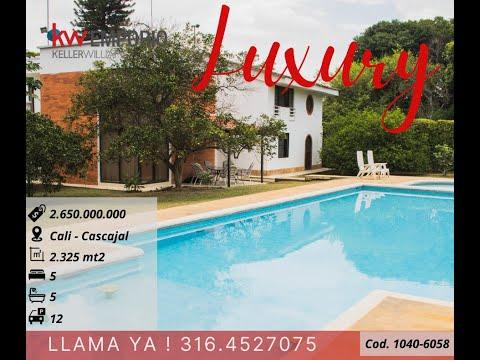 Fincas y Casas Campestres, Venta, El Hormiguero - $2.650.000.000