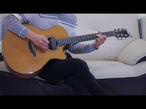 陳奕迅 - K歌之王 (acoustic guitar solo)