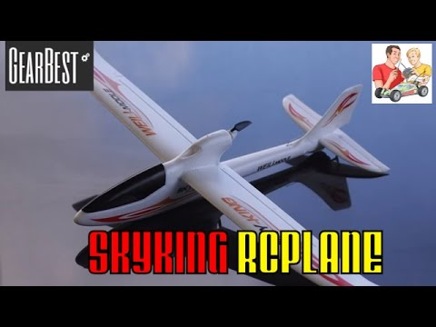 Thinking of buying your first RC plane? Check out the Sky King.