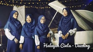(BAPER) Halaqah Cinta Cover By Dazzling
