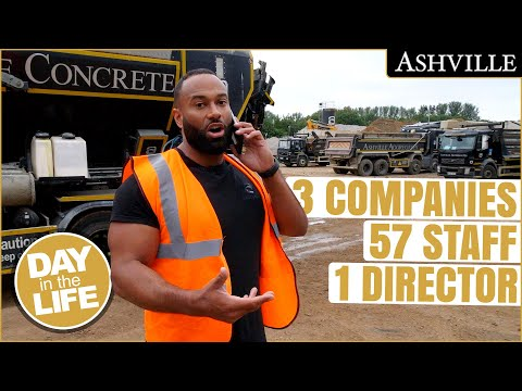 A Day In The Life of a Construction Entrepreneur
